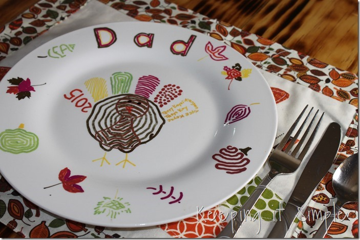 DIY-Thanksgiving-Dinner-Plates Kids Craft (19)