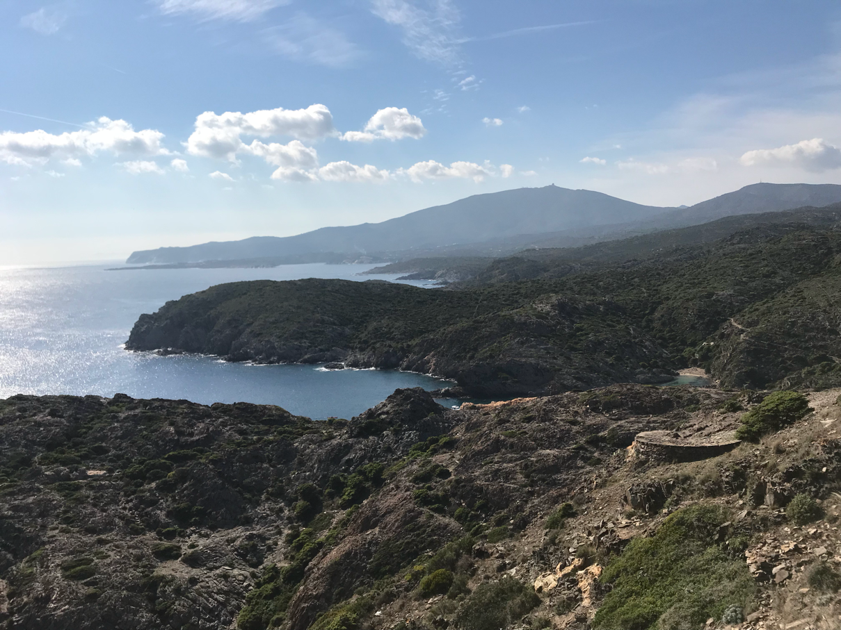 looking towards Cadaqués
