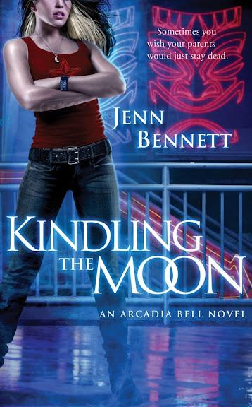 Arcadia Bell by Jenn Bennett