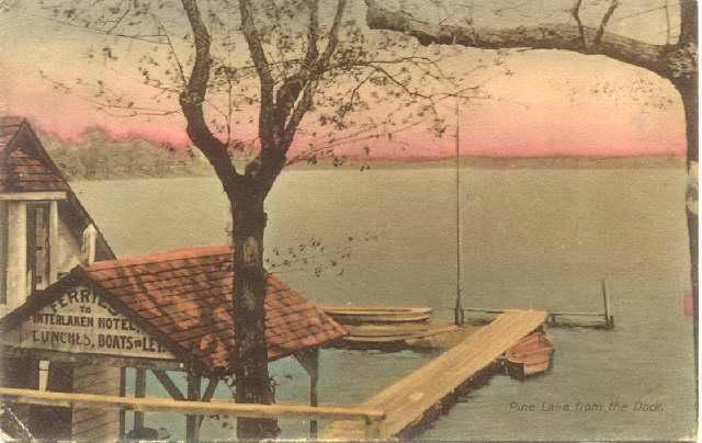 Interlaken Postcard