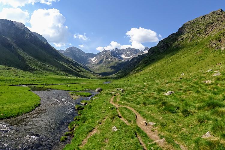 L'Ariège à pied - La Vallée de Soulcem