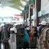 Pasajeros de Pawa realizan piquete en Aeropuerto Las Américas