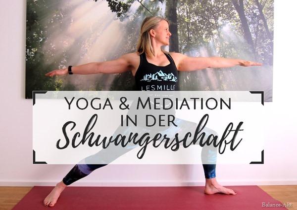 YogaMeditationSchwangerschaft
