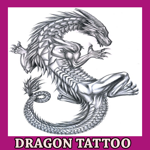 Dragon Tattoo Design 1.3 androidtablet.us 1