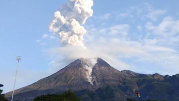 Semakin Berbahaya, Gempa Guguran Gunung Merapi Dilaporkan Sudah Capai 33 Kali