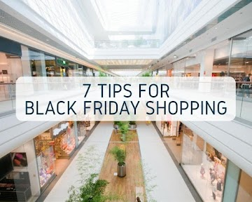 7 Tips For Black friday shopping Recipe