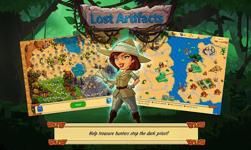 Lost Artifacts APK