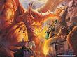 Dragon Attack A Man