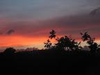 Sunset from Casa de Kathy