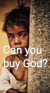 Can you buy God?