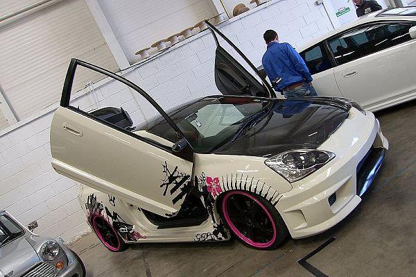 Tuning Honda Civic Ep3 2003