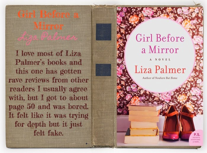 Girl Before Mirror