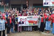 Kaum Ibu Dusun Kumpang Komitmen Dukung RA