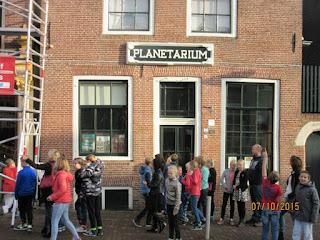 Planetarium groep 7