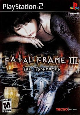 fatal frame 3 cover