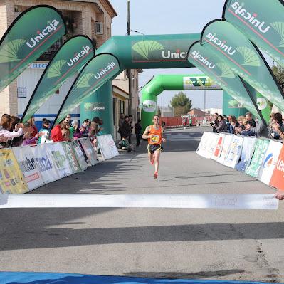 VII Media Maratón de Bolaños - Llegada