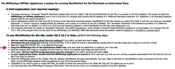 Please Look here for WPMacAPP