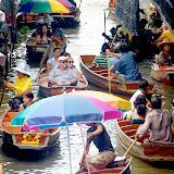 Damnoen Saduak Floating Market - 8. Ratchaburi Province