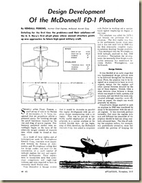 Design Development of the FD-1 Phantom