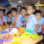 Healthy Bhel Making Activity - WIS Pawan Baug (Primary Section)