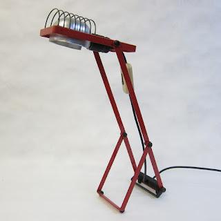 Artemide X Ernesto Gismondi Sintesi Desk Lamp