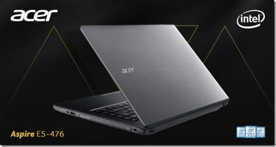 Acer Aspire E5-476G 54U3