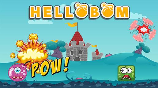 لعبة الذكاء Hello Bom