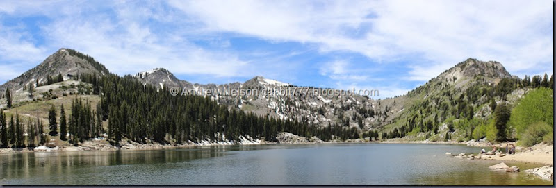 Twin Lakes Reservoir 1