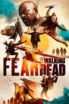 Baixar Série Fear the Walking Dead 5ª Temporada Torrent Grátis