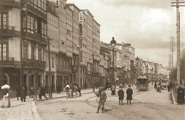 Primera década del siglo XX. Cantón Pequeño