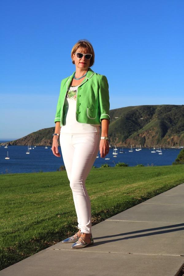 Green Jacket 2