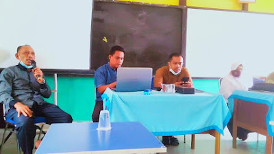 Menuju Sekolah Berkualitas, SDN 010 Siabu Salo Mempersiapkan AKM Dengan Hadirkan Wali Murid Gelar Rapat Bersama