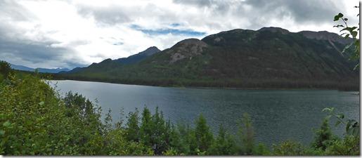 Joe Irwin Lake, Cassiar Highway