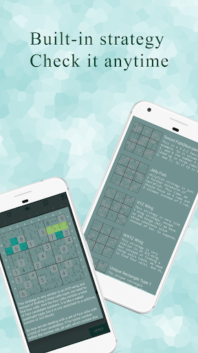 Ninja Sudoku - Logical solver, No ads while gaming 1.7.0 screenshots 6