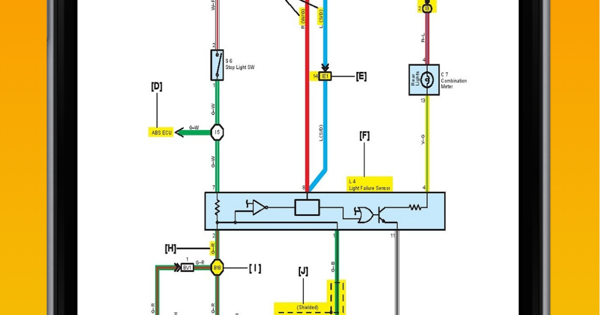 Hilux Horn Wiring Diagram