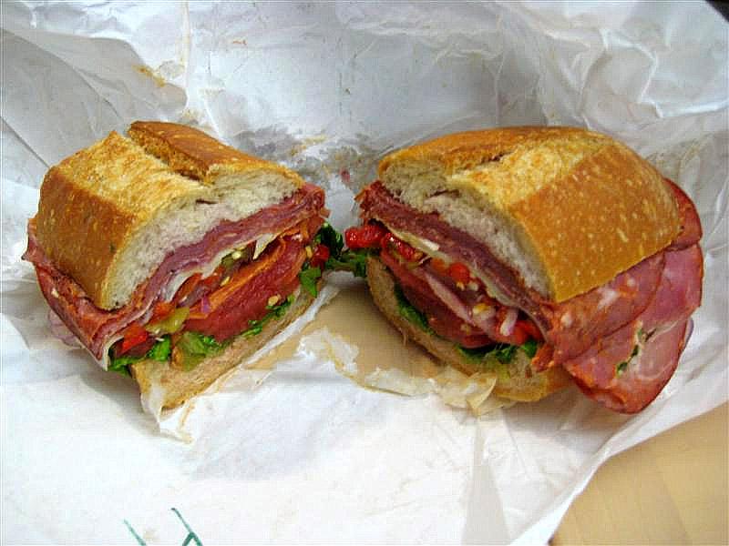 Hinh anh: Sandwich Submarine