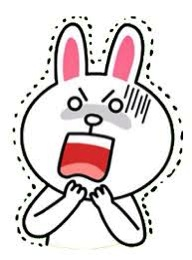 Cony shocked