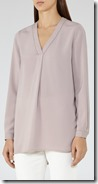Reiss V Neck Top