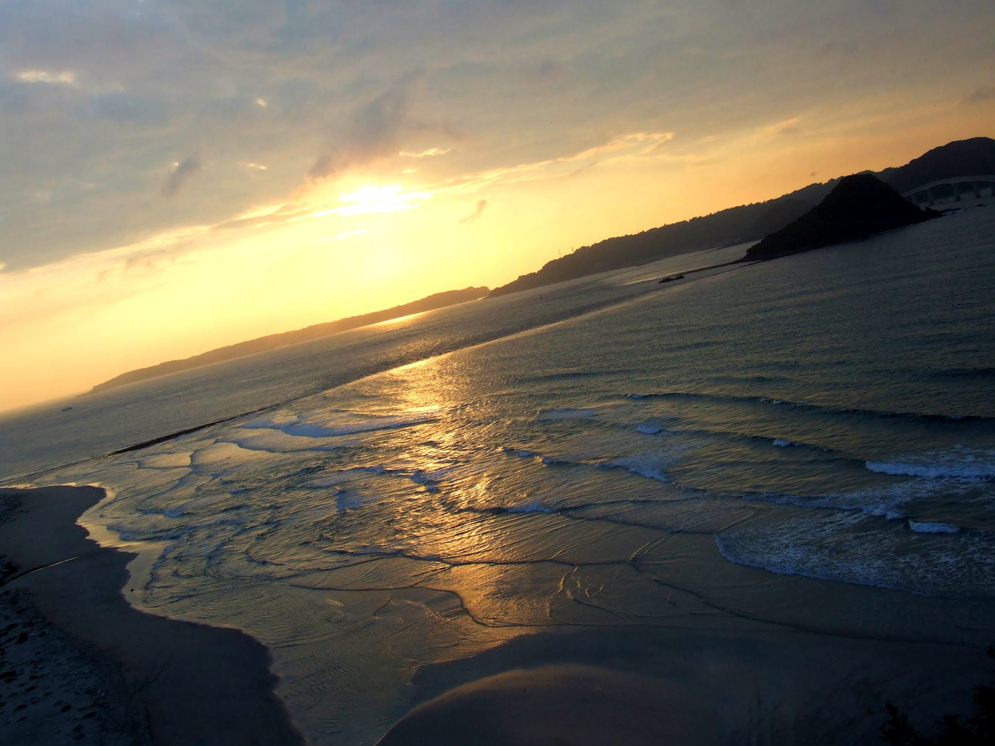 砂浜,海,夏,Sandy beach, sea, summer,