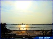 大鵬灣國家風景區夕陽美景