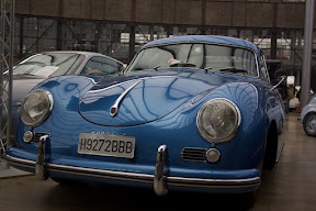 Porsche 356 in Blue