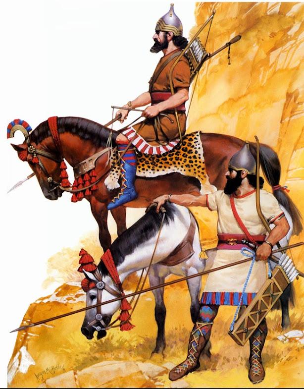 Ассирийская конница