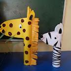 Introduction of Zebra & Giraffe (Playgroup) 07.10.2015