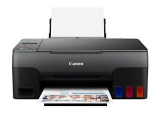 Imprimante pilote Canon PIXMA G2420 Installer pour Windows