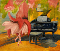 Waltz Chopin piano fuchsia love