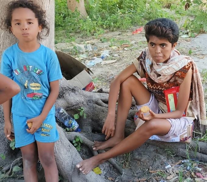 Dewi Penyandang Disabilitas yang Terdampak Bencana Seroja di Desa Kaleb Alor NTT, Ini Ceritanya