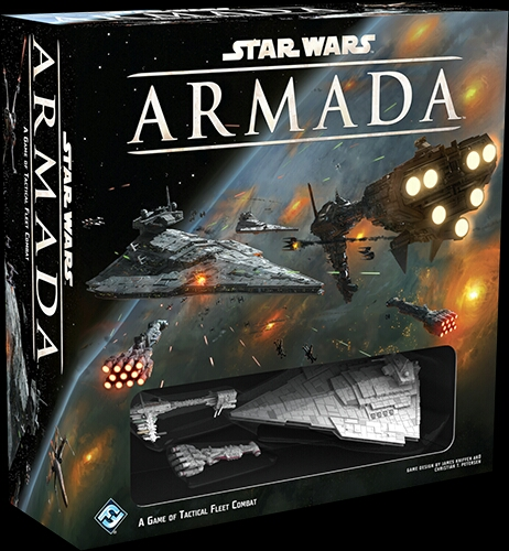 Star Wars Armada caja básica