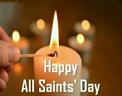 Happy all saints day greetings apps on google play screenshot image m4hsunfo