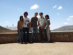Marisol, Jose, Ich, Jason und Dena (von links nach rechts)