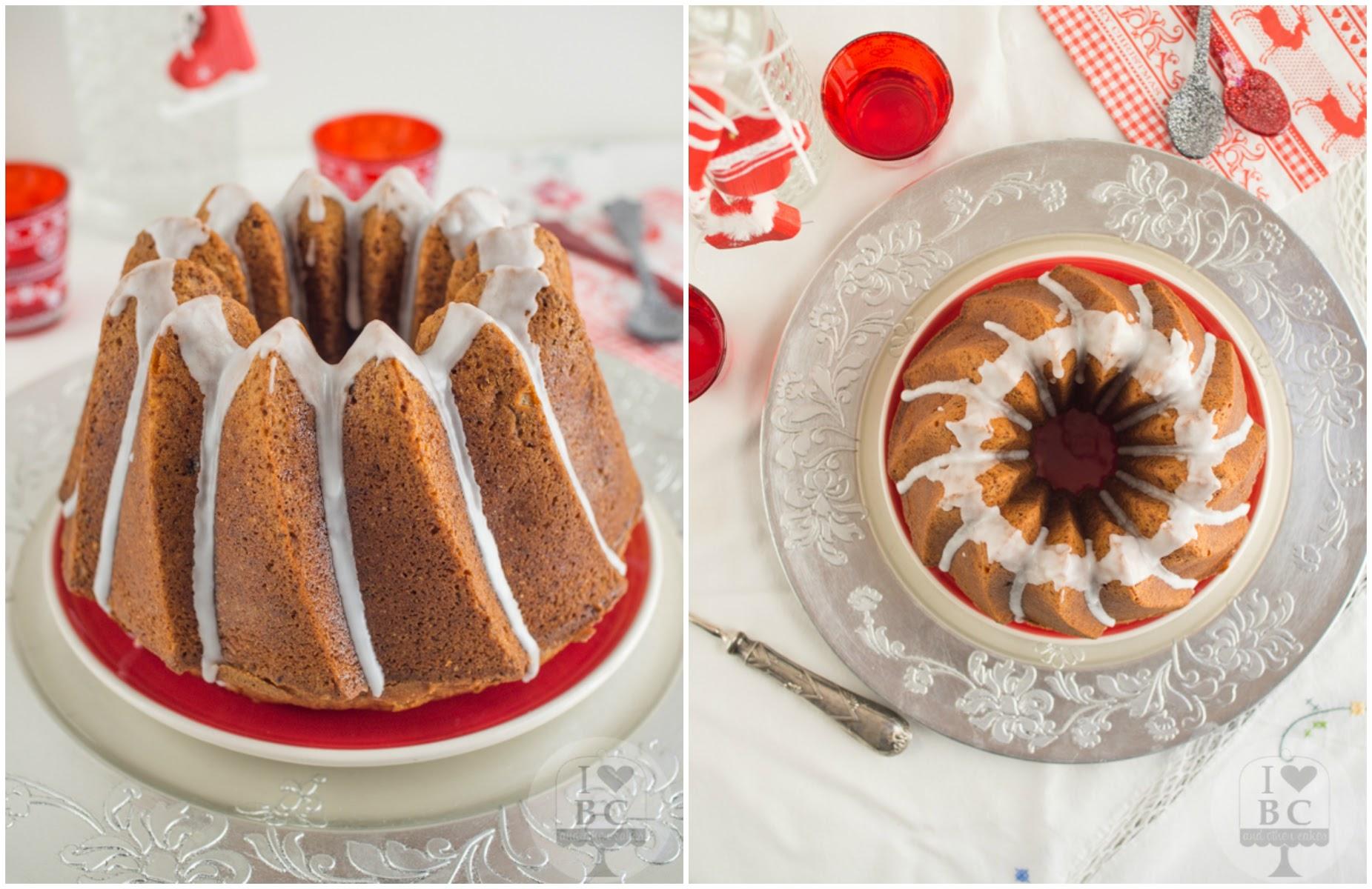 BUNDT CAKE DE ANIS